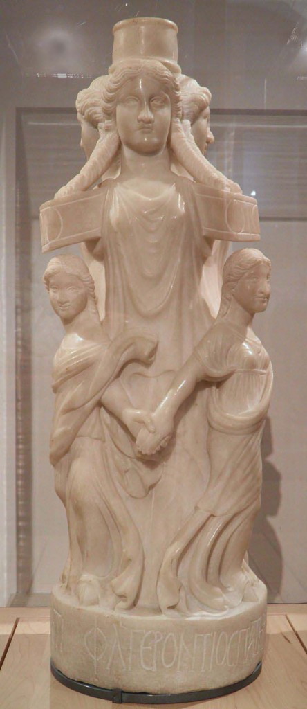 IMithras (IMithras) 84-85. Photo by Carole Raddato from Wikimedia Commons. Used under a Creative Commons license.